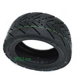Inch City Road Tubeless Inflatable Tyre For Electric Scooter Speedual Plus Zero 11x Dualtron Thunder 90 65-6.5 Without Tube Motorcycle Wheel