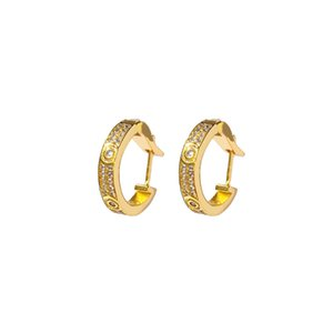 Designer Jewelry stud women Loves Earrings cleef Necklaces carti Screw Bracelet Van Party Ring Wedding Bangles Couple Gift bracelets Fashion Luxury affhfdjfgj