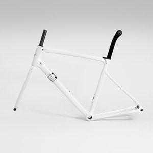 DELIHEA DE14 Disc  Rim brake Carbon Fiber Road Bike Frameset Frame BSA BB30