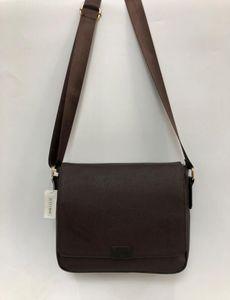 2019 Leather Men Bag Casual Business Leather Mens Messenger Bag Vintage Men's Crossbody Bag bolsas male 41213