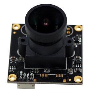 Cameras 8MP Sony IMX179 Webcam Manual Focus UVC OTG Plug Play Driverless USB2.0 Camera Module For Document Scanner