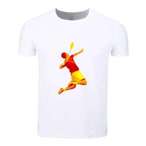 polo Sports Badminton Big Size Cato Students Summer Custom Casual Short Mouw Men Women Boys Girls T-shirt Tees Kids tshirt