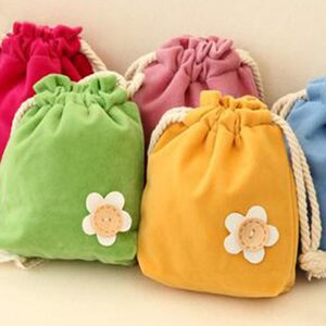 Fashion Women's Cosmetic Versatile Bag Case Napkin Receive Package Mini Pouch Coin Purse Bag napkin bag