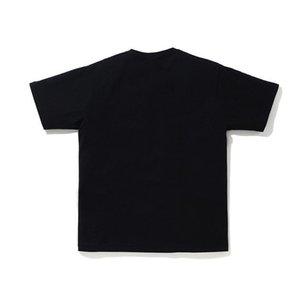 Moda Rahat Yaz Yüksek Kaliteli T-shirt Polo Gömlek Saf Pamuk Ter Emici Ve Hızlı Kuruyan Topu Ödeyemez 3D Baskı Basit Stil M-3XL Asya Boyutu