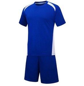 2021 Soccer Sets Summer Light Green Student Games Treinamento Treinamento Guangban Club Futebol Terno 008