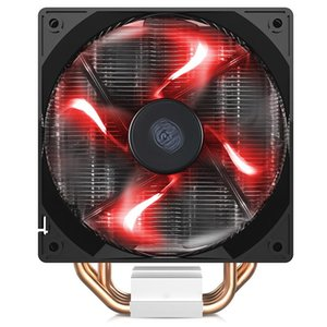 Fans & Coolings Cooler Master T400i 4 Heatpipes CPU 120mm PWM Fan Quiet For Intel LGA 775 115x 2011 AMD AM3 AM4 Computer Cooling