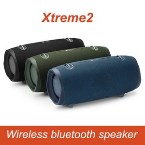 High quality XTREME2 Wireless Bluetooth Speakers HIFI Mini Subwoofer Portable Speaker Outdoor Sports for iphone 11 samsung with retail box