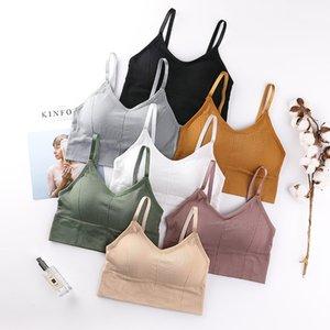 Red New Net Style Kakaro 646 Breast Wrapping and Back Strap Underwear Bra Sleeping Sports Vest GAXK