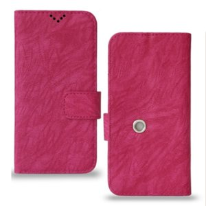 Rotation Clip Universal Wallet Leather Case for iPhone 12 11 Pro 6 7 8 XS Max XR Samsung Note 20 S20