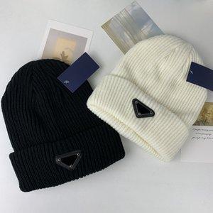 Designer Beanie Winter Hats For Women Men Autumn Docker Brimless Cap Designer Wholesale Ladies Accessories Skullcap Hip Hop Outdoor Casual