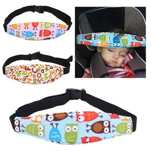 Pillows Children Travel Pillow Baby Head Fixed Sleeping Adjustable Kids Car Seat Support Neck Safety Protection Pad Headrest