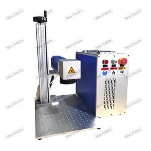 Desktop-Faser-Laser-Markierungsmaschine 20W Lite-Drucker Mode-Büro stilvolle Geschäfte Industrial Printer-Geräte