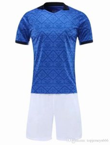 E1 Adult kits Soccer Jerseys Custom blank football kit Training Running Wears Short sleeve sport With Shorts