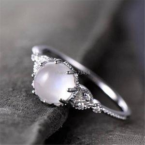 أزياء سليكات الألمنيوم الدائري النساء الأحجار الكريمة خواتم الفرقة مجوهرات الزفاف هدية fashin سوف والرمل