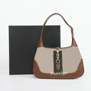 Classic Jackie 1961 hobo Underarm bag beige Women Luxurys Designers Shoulder Bags Tote Purses Crossbody womens handbag