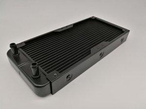 Top grade waterblock cpu radiator aluminium heating cooling