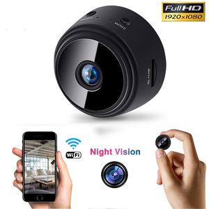 A9 AERIAL HD 1080 P 야간 시력 카메라의 DV 이동 홈 보안 카메라
