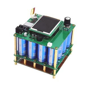 1600F Spot Welder Kit DIY Capacitor Pulse Machine 18650 Battery Pack Welding Controller Tools Control Board