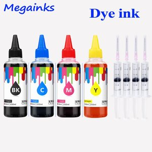 Ink Refill Kits 100ml Dye For 963xl 962xl 964xl 965xl OfficeJet Pro 9010 9012 9013 9014 9015 9016 9018 9019 9020 9022 9023