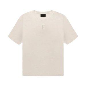 Cópia da carta dos homens camiseta Preto Designer de moda verão Alta qualidade superior manga curta tamanho S-XL 5