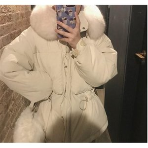Canada Classic Winter Warm Thick Goose Down Newest Luxury Autumn Winter With Jacket Vintage Coats Parkas XSQ