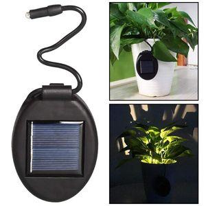 Solar Lamps Est Decoration Light Outdoor Waterproof Lamp Pot Lights Beautiful Lighting For Garden Flower Lawn Led