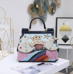 2020fashion ladies handbags D G dinner bags shoes women