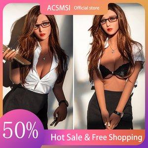 ACSMSI-Realistic TPE sex doll big boobs ass anal vagina sexy adult toy life love