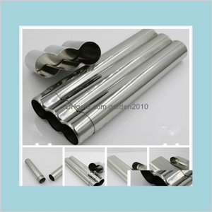 Cigar Accessories Smoking Household Sundries Home & Garden Stainless Steel Holder 7 Styles Storage Tube For The Travel Companion A War