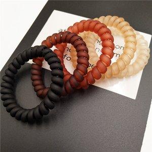 Corde de cheveux durable Coiffures de style de base Articles de fête imperméable Cadeau de la mode de la mode pour la plage ou le quotidien 1201 V2