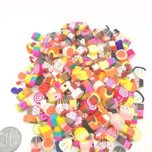 1000pcs lot 10mm Polymer Clay Beads For Jewelry Making DIY Bracelet Necklace Accpet Customized