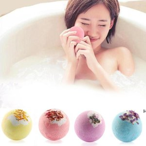 Bubble Watch Bomb с сухим цветочным взрывом натуральные цветочные эфирные масла Ванны Ванны Было проживает пароварки для душа для ванны Глубокая морская соль DHD6030