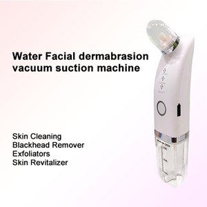 2021 Taibobeauty Portable Blackhead Remover Hydro Dermabrasion Vacuum Machine facial Skin Care Face Cleaner Mini Handheld Home Use Hydrodermabrasion