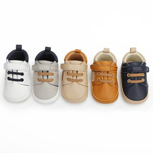 Baby First Walkers Infant Shoes Toddler Girls Boys Newborn Footwear Sneakers Spring Autumn Moccasins Soft Shoe 0-12 Months Casual Wear Leather B8292