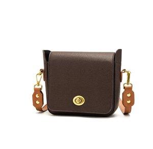 Luxury Men's Messenger Bag Vintage PU Leather Shoulder Handsome Crossbody Handbags