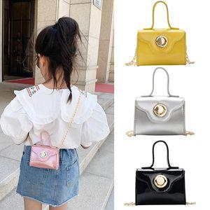 Children Mini Handbags Tote 2021 Little Girl Small Coin Wallet Pouch Box Kids Money Change Purse Gift