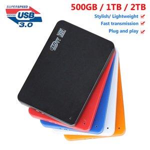 "High Speed Mobile Hard Disk HDD 2.5"" 500GB 1TB 2TB Storage Device Drive Portable USB 3.0 External SSD 7200rpm"