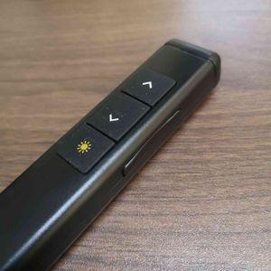 Modern Hyf011 Black Multimedia Laser Page Flipper
