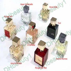 Freshener Francis Kurkdjian Parfum Baccarat Rouge 540 Perfume Oud satin mood Aqua Universalis Amyris Fragrance EDP Dropshipping 70ML