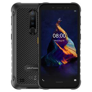 Ulefone Armor X8 Red Phone, 4GB+64GB Triple Back Cameras, IP68 IP69K Waterproof Dustproof Shockproof, Face ID & Fingerprint Identification, 5080mAh Battery, 5.7 inch