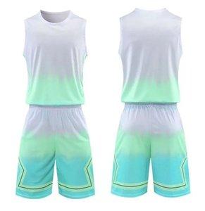 Alta qualità ! 2021 Team Pallacanestro Jersey Uomo Pantaloncini da cestino Abbigliamento sportivo Abbigliamento da corsa bianco nero rosso viola verde 014