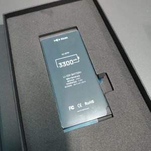 Les piles de téléphone portable d'origine ne copient pas 100% Capacité zéro Cycle intégré Batterie de remplacement Li-ion interne pour iPhone 6 7 7P 8G 8P x