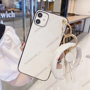 Fashion Brand Designer Hermosa pulsera Carcasas de teléfono Brazalete para iPhone 12PRO MAX 11P 11PMAX 11XS XSMAX XR 8PLUS 8 7PLUS MANDENTES
