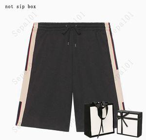 20FW Erkek Pantolon Moda Klasik Mektup Baskı Sweatpants Erkek Hiphop Şort Açık 2021 İlkbahar Yaz Trackpants Yüksek Kalite ile