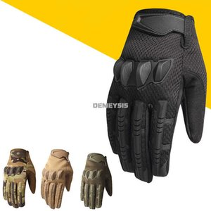 Outdoor Touch Screen Tactical Military Gloves Camouflage Hunting Shooting Airsoft Cs Paintball Combat Army Hiking Glove
