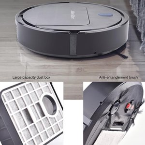 Robot Vacuums Cleaner Smart Sweep Mopping Cleaners Robotic Run 60 Mins Vacuum For Home High Quality 2021