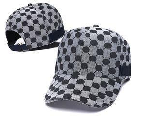 2021 diseñador de béisbol gorra moda hombre para mujer sombrero deportivo tamaño ajustable bordado artesanía hombre estilo clásico al por mayor