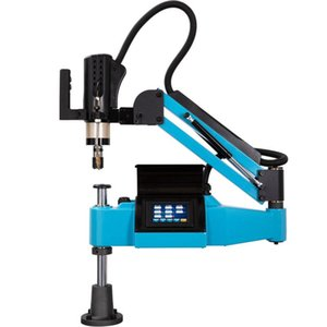 Pneumatic Tools M6-M30 Automatic Air Blowing Electric Tapping Machine Servo Tapper CNC Machine-working Taps Threading