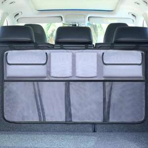 Car Organizer Trunk Adjustable Backseat Storage Bag Automobile Seat Back Organizers