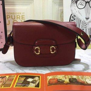 Women Saddle Bag Hangbags Purses Plain Crossbody Bags Filp Shoulder Bags Wallet Classic Pig Nose High Quality 25cm 602204 Multiple Colors